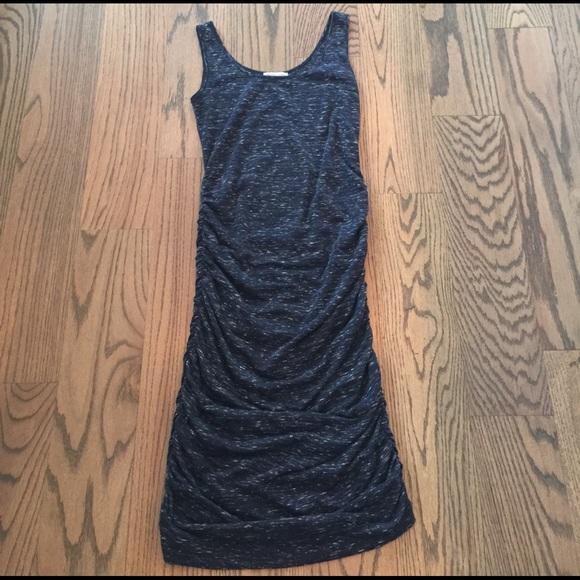 0be02edc204 Ingrid   Isabel Dresses   Skirts - Ingrid   Isabel Marbled Ruched Maternity  dress